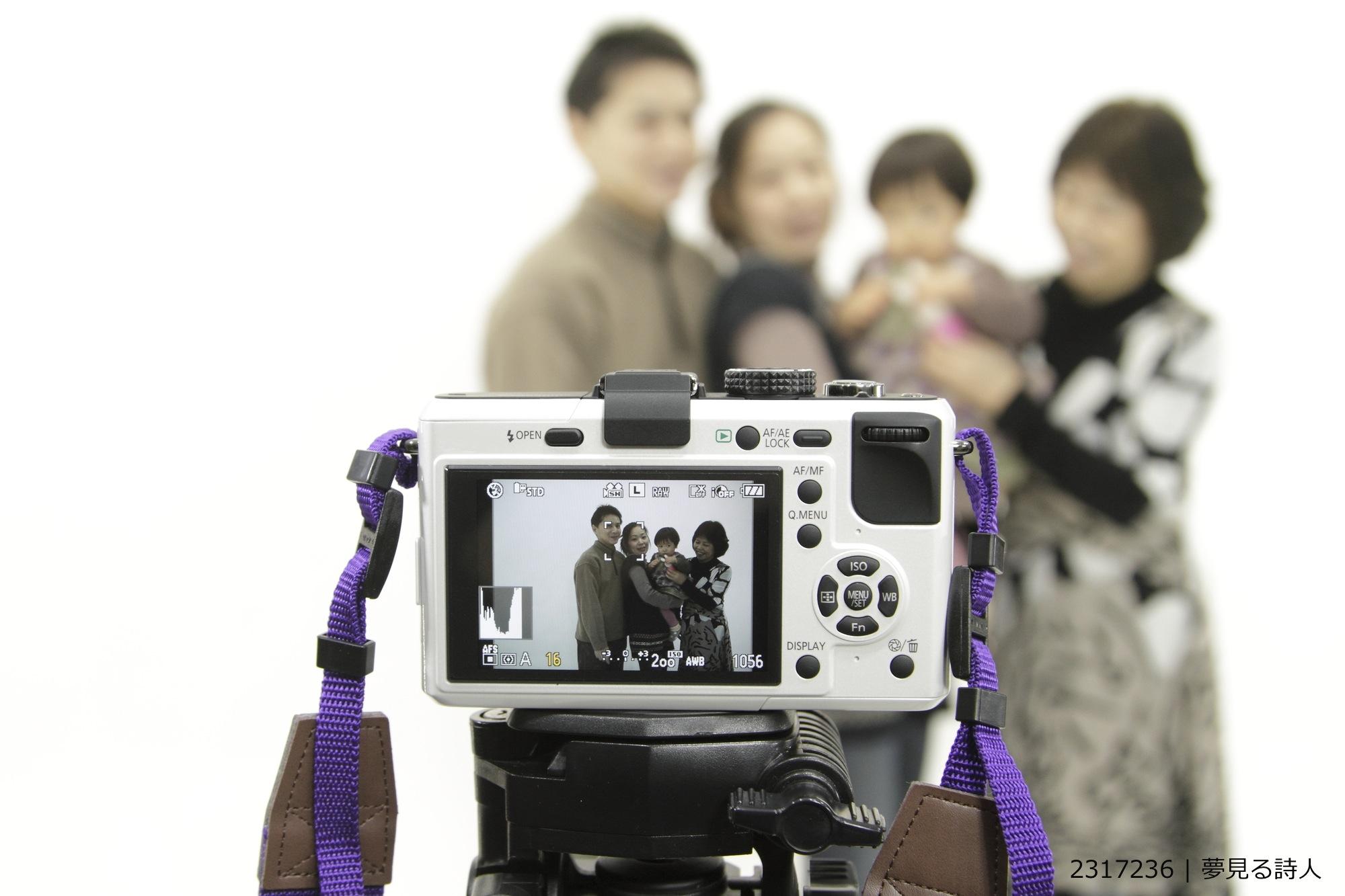「家族イメージ」は今、こう撮るのが狙い目!