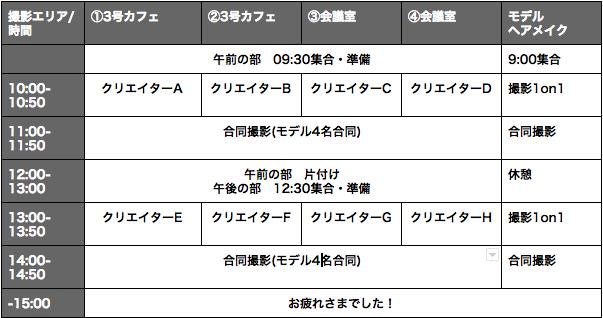 """【ビギナー向け】""""お試し""""人物撮影会開催in東京"""