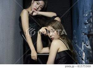 韓国アイドル!?なPV風シチュエーション素材_1