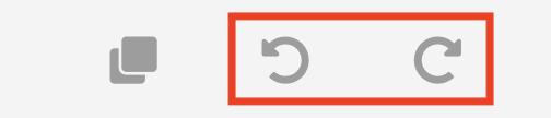 ボタン解説 > やり直す