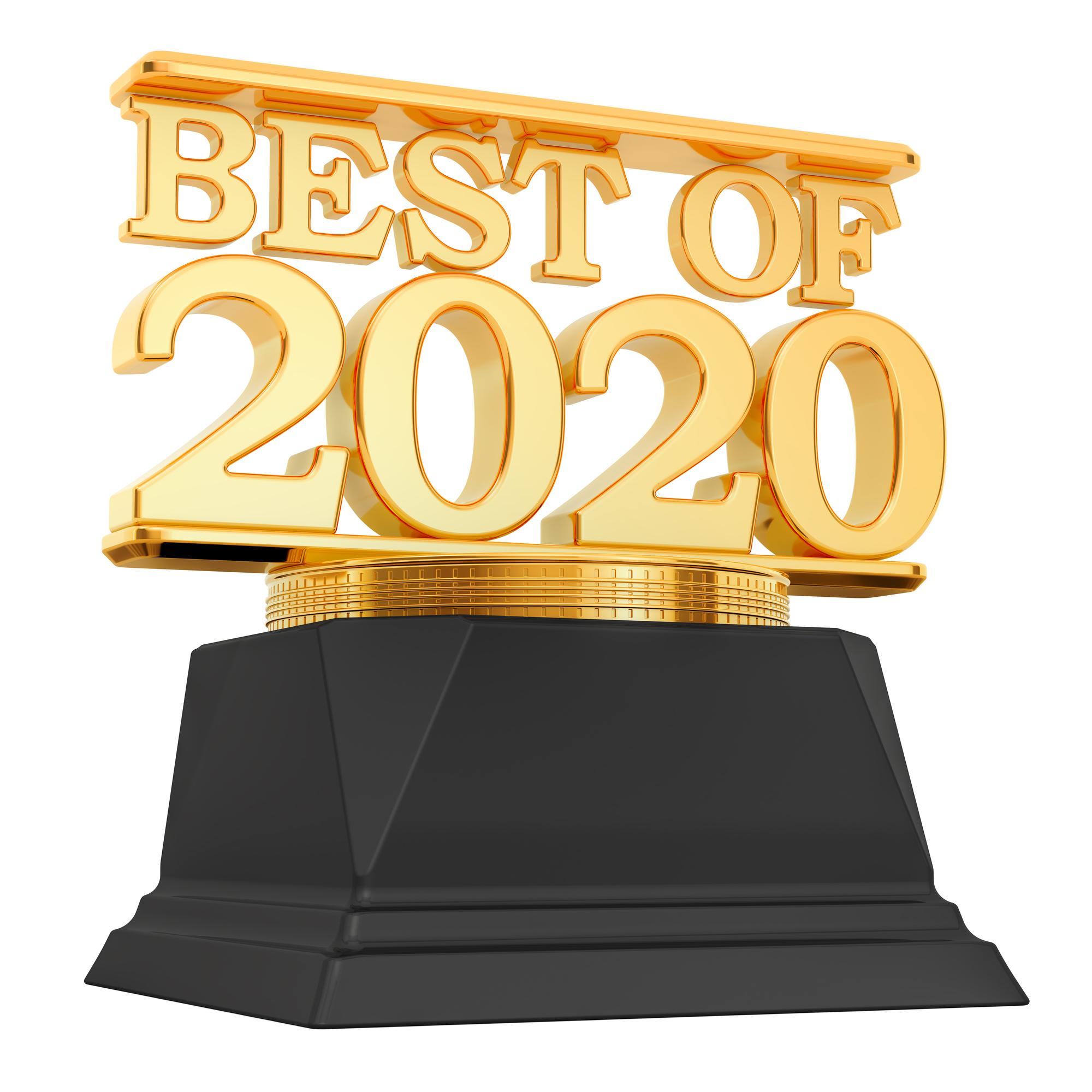 2020年 新規販売開始コンテンツ年間ランキングTOP100
