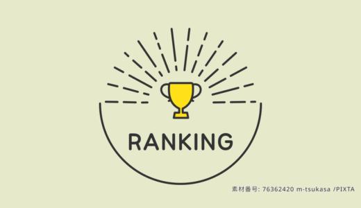 【2021年8月】コンテンツ・クリエイター販売ランキング 検索キーワードランキング